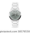 watch digital metal 38576558