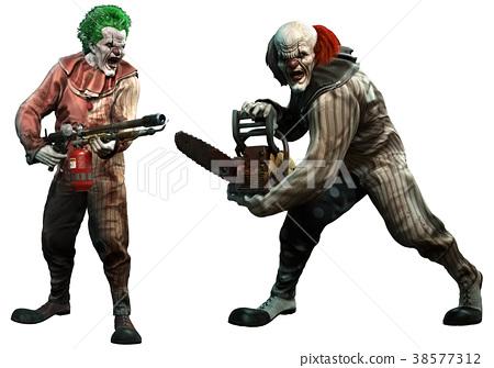 Killer clowns 38577312