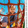 boy, child, playground 38581631