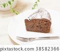 巧克力蛋糕 蛋糕 甜食 38582366