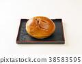 红豆饼 面包 食物 38583595