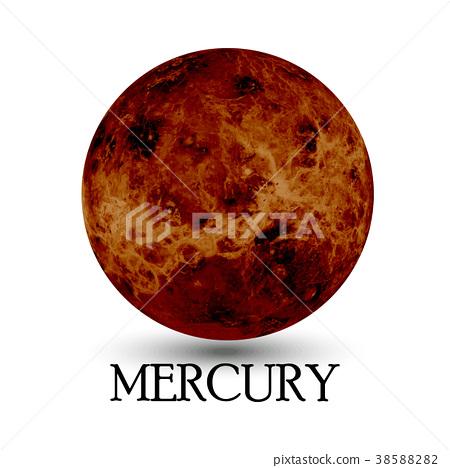 Planet Mercury 38588282