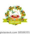 easter, happy, greeting 38589355