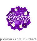 spring, springtime, flower 38589476
