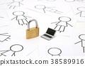 열쇠 사람들 보안 이미지 38589916