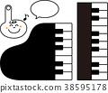 피아노 - 부품 38595178