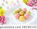 wagashi, japanese confectionery, japanese candies 38596145