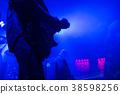rock concert music 38598256
