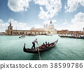 Grand Canal, Venice, Italy 38599786