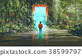 magic gate into another place 38599797