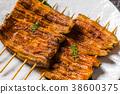 鱔魚 噴鼻蒲燒烤 食物 38600375