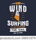 windsurf surfing tee 38601974