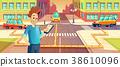 vector car sharing 38610096