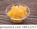 파인애플, 말린 과일, 드라이후르츠 38612257