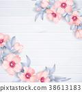 invitation, wedding, flower 38613183