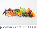 Vegetable collection 38613338