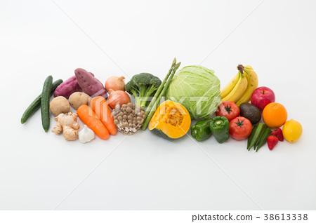 蔬菜集合 38613338
