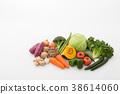 蔬菜集合 38614060