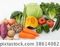 蔬菜集合 38614062