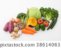 蔬菜集合 38614063