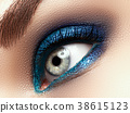 Beauty, cosmetics and makeup. Perfect make up 38615123