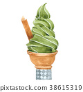 color green tea 38615319
