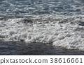 风景 自然 波浪 38616661