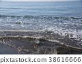 风景 自然 波浪 38616666