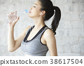女式運動服 38617504