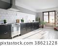 kitchen, interior, room 38621228
