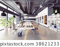 business, desk, interior 38621233