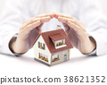 保護 房屋 房子 38621352