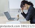 會議職業女性形象 38622123