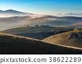 Plateau of Lessinia in Autumn and Italian Alps 38622289
