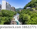 Nikko City, Tochigi Prefecture Kinugawa Onsen (June) 38622771