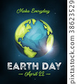 Earth Day Celebration Poster 38623529