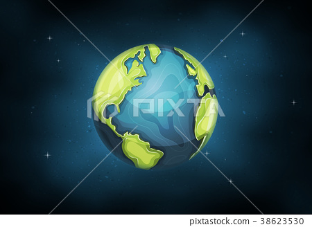 Earth Planet Background 38623530