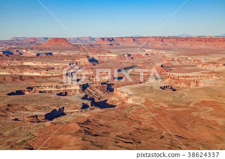 Scenic Canyonlands National park utah 38624337