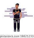 rapper, vector, young 38625233