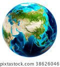 地球 土 地图 38626046
