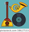 musical instruments design 38627533