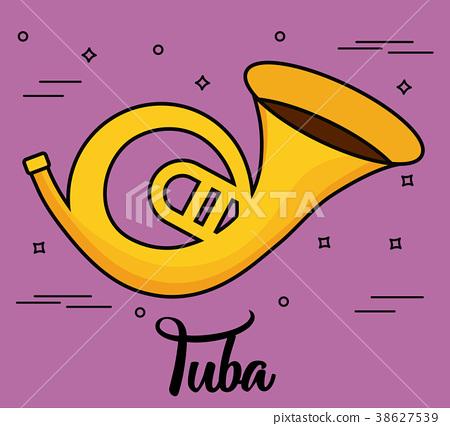 musical instruments design 38627539