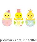 復活節 小雞 復活節彩蛋 38632069