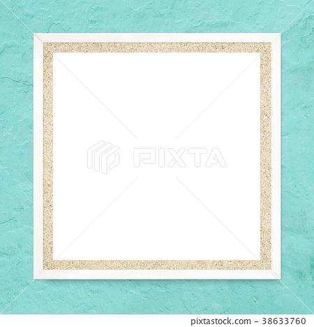frame, cork board, wall - Stock Illustration [38633760] - PIXTA