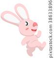 開朗的兔子 38633896