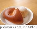 크림 빵 38634973