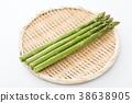 야채, 채소, 아스파라거스 38638905