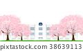 cherry, blossom, tree 38639113