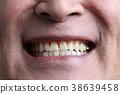亞洲人的表情,資深,中年,老人,特寫鏡頭,笑,微笑,幸福,健康 38639458