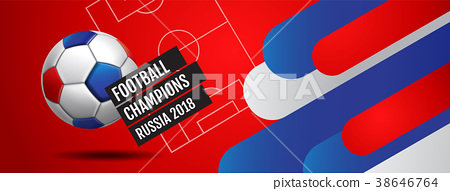 football 2018 world championship cup background 38646764